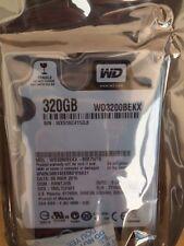 "*New* Western Digital Black (WD3200BEKX) 320GB, 7200RPM, 2.5"" SATA Internal HDD"