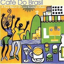 Cafe Do Brasil: Pure Blend of Brazilian Music VARIOUS ARTISTS Audio CD