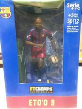 Ftchamps ETO´O 30cm BARCELONA 2005-06 Chelsea Inter Milan Fanatico Ft Champs
