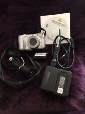 Nikon Coolpix 4800 ED With Charger, 2 Chargeable Batteries, Strap.