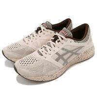 Asics RoadHawk FF SP SAKURA Birch Coffee Men Running Shoes Sneakers T845N-0229