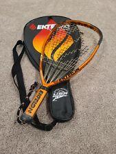 Ektelon O3 Copper 3300-3500 Racquetball Racquet Triple Threat in Case Nice LOOK