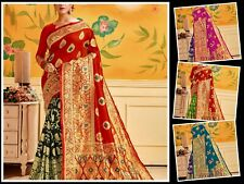 Lichi Cotton Sari Indian Wear Designer Sari Bollywood Sari Special Wear A 34