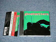 GHOSTWRITERS  Japan 1992 NM CD+Obi GHOSTWRITERS