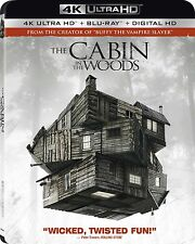 The Cabin in the Wood (4K Ultra HD)(UHD)(Atmos)(Dolby Vision)