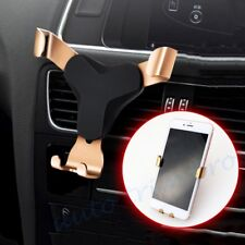 Gold Style Auto Accessories Cradle Bracket Stand For Mobile Phone Support Holder