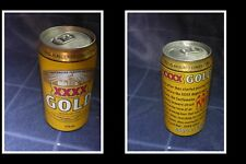 COLLECTABLE OLD AUSTRALIAN BEER CAN, CASTLEMAINE XXXX GOLD, GOOD AS GOLD 2
