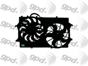 Engine Cooling Fan Assembly Global 2811589 fits 03-07 Ford Focus 2.0L-L4