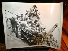 #8592,Orig.Henry Miller Photo,WWII,1943,Sicilian Wounded US