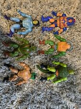 Lot Of 6 Vintage 80s He Man Master Of The Universe Mattel Action Figures