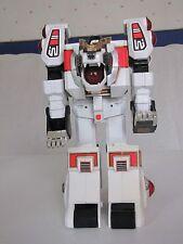 robot transformable lion  27 cm  bandai