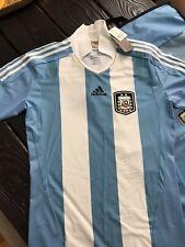 Adidas Argentina Techfit Jersey Sz.XL Player Authentic Maradona Messi Barcelona