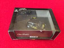 Coffret France Info  Renault Clio 1.9 DCI 1/43 Norev
