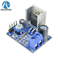 2PCS Power Supply TDA2030 Audio Amplifier Board Module TDA2030A 6-12V Single