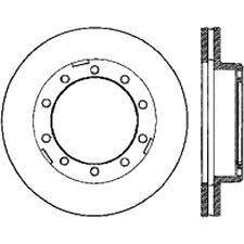 Disc Brake Rotor-C-TEK Standard Front/Rear Centric 121.80014