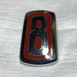 1946~1948 FORD SUPER DELUXE V8 HOOD INSERT