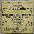 DISCO 33 GIRI - MARY MARTIN - THE SOUND OF MUSIC