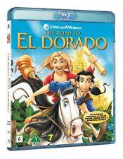 The Road to El Dorado Blu Ray