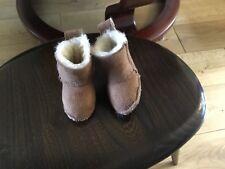 sasha Doll hand made sheepskin Ugg boots.