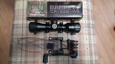 Barnett Crossbow Cocking Device & Barnett 4x32 Crossbow scope
