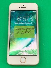 Apple iPhone 5s - 16GB - Gold (Sprint) A1453 (CDMA)