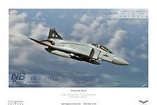 McDonnell Douglas FGR2 Phantom 74 Squadron, Digital Art Print