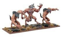 Undead Werewolves (3) -- Kings of War -- Mantic Games - Skaven Rat Ogres