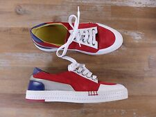 auth BERLUTI Playfield sneakers -Size 8 US / 41 EU / 7 UK - New in Box