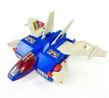 Vintage Bandai 1985 GoBot Guardian 7246 Transformer Jet Action Figure