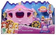 Disney Princess Aurora Sleeping Beauty Royal Carriage Playset NEW W5929