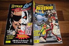 Young Justice # 1 -- la terrible abrazador knuffis/DC-cómic/no leído