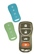 Nissan Key Fob Silicone Rubber Remote Cover 350Z Altima Maxima Sentra Armada