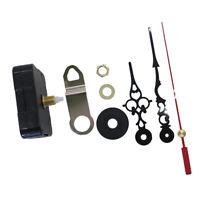 Quartz Wall Clock Core Movement Mechanism Hands DIY Replace Repair Parts Set