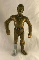 "Vintage 9"" Star Wars C-3PO Droid Figure - Out of Character 1993"