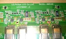 KUBNKM080B 6632L-0054B INVERTER FOR 37LC2D 37WL56P 37PF5520 AV370W TV LC370W01 S