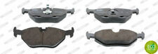 FERODO BRAKE PADS REAR - BMW 535I E34 1988-1994 - 3.4L 6CYL - FDB578