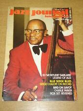 JAZZ JOURNAL INTERNATIONAL VOL 32 #6 1979 JUNE ED GARLAND CHARLIE PARKER <