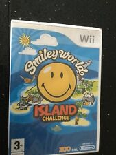 Smiley World: Island Challenge (Nintendo Wii Game New And Sealed