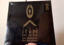 M SEALED orig PETE TOWNSEND IRON MAN album THE WHO song Fire DIG John Lee Hooker