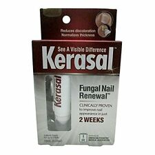 Kerasal Nail Fungal Renewal Treatment Fungus Killer Advanced Safe 10ml (2 Pack)