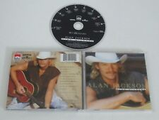 Alan Jackson / High Mileage (BMG 74321 61241 2) CD Album