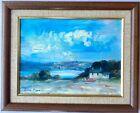 Vintage Impressionist Oil on Board  by Nino Pippa-NR