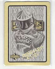 1996 Finish Line Black/Gold Base Card # D3 - Designated Entry