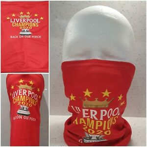Forever Collectibles UK Liverpool FC Mini-Print Logo Snood Schal
