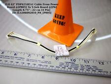 """ILO 42"""" PDP4210EA1 Kabel von Power Board @ [P805] die Y-Sub Board @ [P6] Länge 8."""