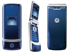 BRAND NEW MOTOROLA KRZR K1 UNLOCKED PHONE - BLUETOOTH - WAP - 2MP CAMERA