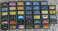 Lot of 40 Nintendo Game Boy Advance Games Authentic