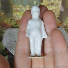 Antique Victorian Frozen Charlotte Doll White Porcelain 1800s Germany? Limbaugh?
