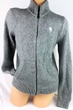 ABERCROMBIE KIDS SWEATER FULL ZIP FOR BOYS  XL/16 USED IN EXCELLEN CONDITION