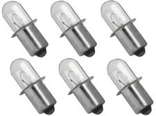 (6) Ryobi 18 Volt Xenon Bulb Replacement for FL1800 Flashlight